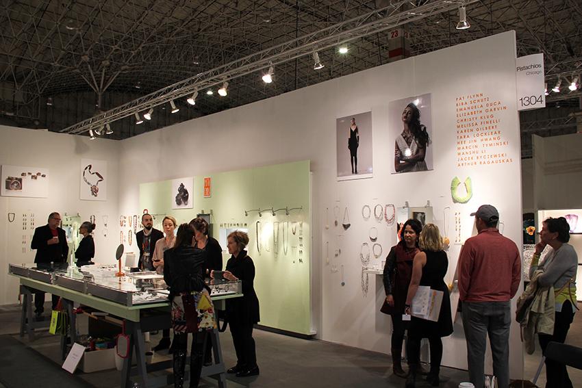 Sofa Chicago Art Exhibition