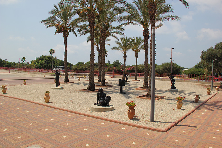 מוזיאון ראלי קיסריה | עינבר שחק