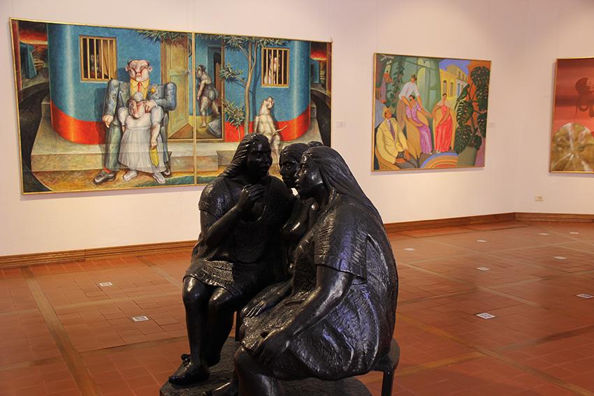 מוזיאון ראלי קיסריה - עינבר שחק