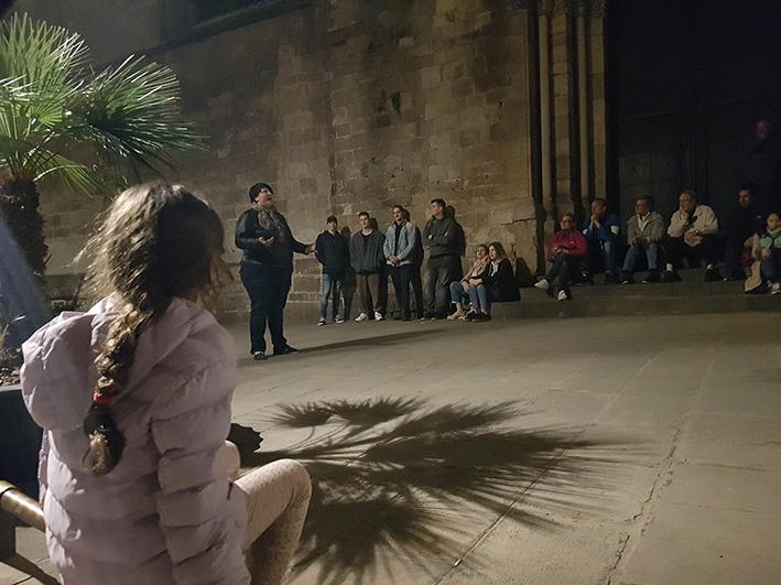 ברצלונה וג'ירונה עם ילדים - עינבר שחק