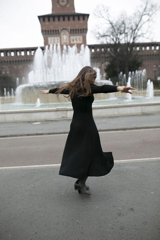 טיול במילאנו - עינבר שחק