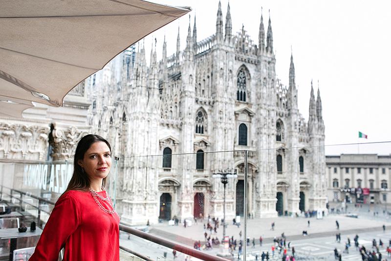 הדואומו של מילאנו | טיול במילאנו - עינבר שחק