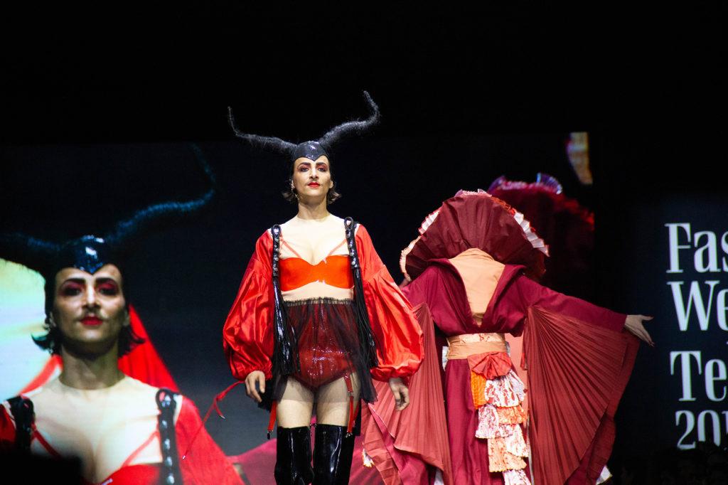 שנקר עיצוב אופנה - שבוע האופנה תל אביב | עינבר שחק