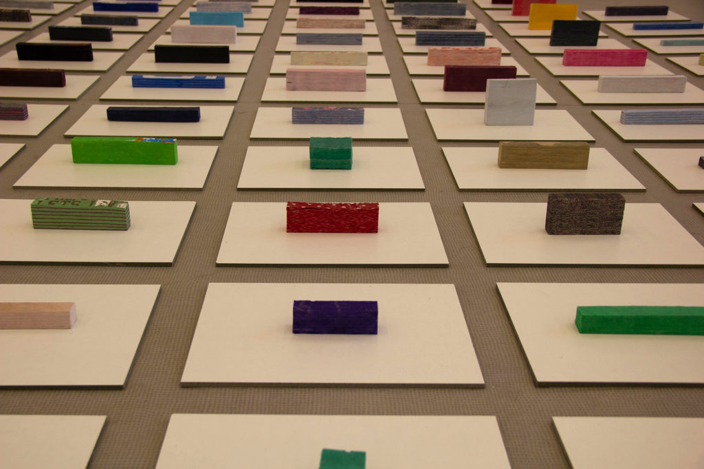 גיא מגידס - לבנת בניין מטקסטיל | עינבר שחק