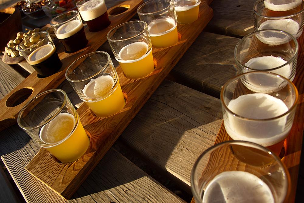 בירה בוטיק במושב דקל | פסטיבל כדורים פורחים -דרום אדום של הקיץ | עינבר שחק